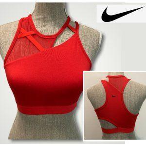 Nike Red Sports Bra